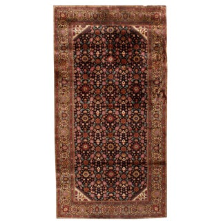 Antique 19th Century Indian Rug