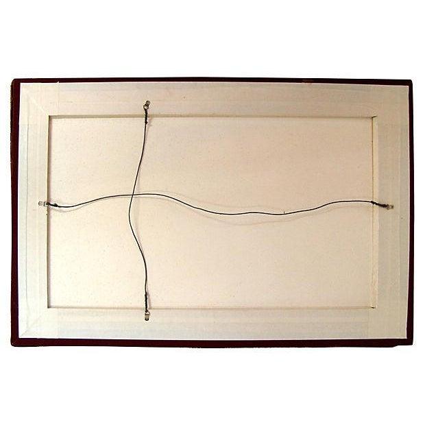 Image of Honeycomb American Hand-Hooked Rug -