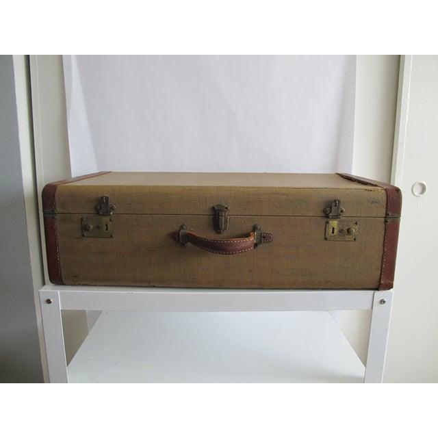 1920s Hartmann Suitcase - Image 3 of 4
