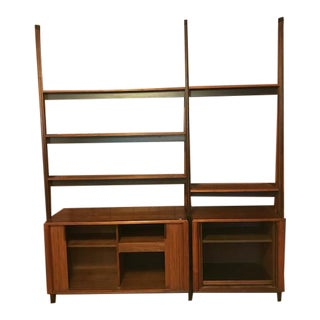Barzilay Wooden Wall Unit