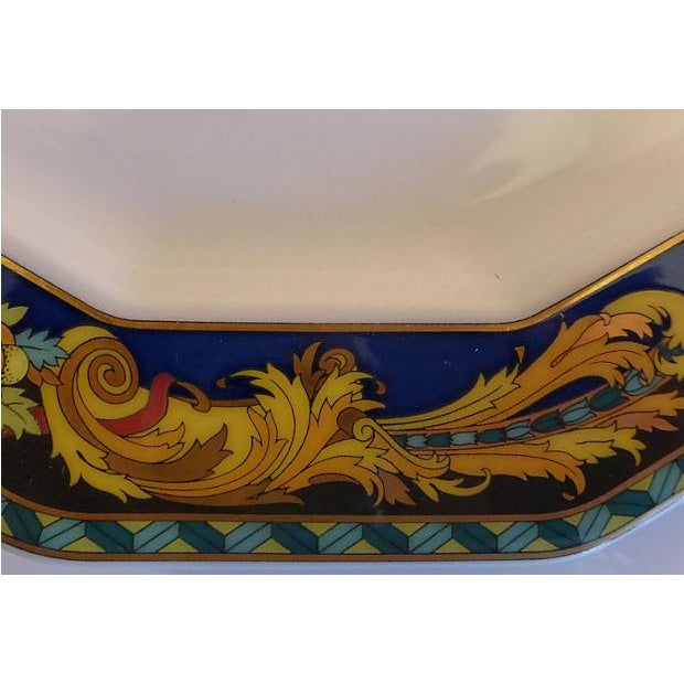 Rosenthal for Versace Plates - Set of 8 - Image 6 of 9