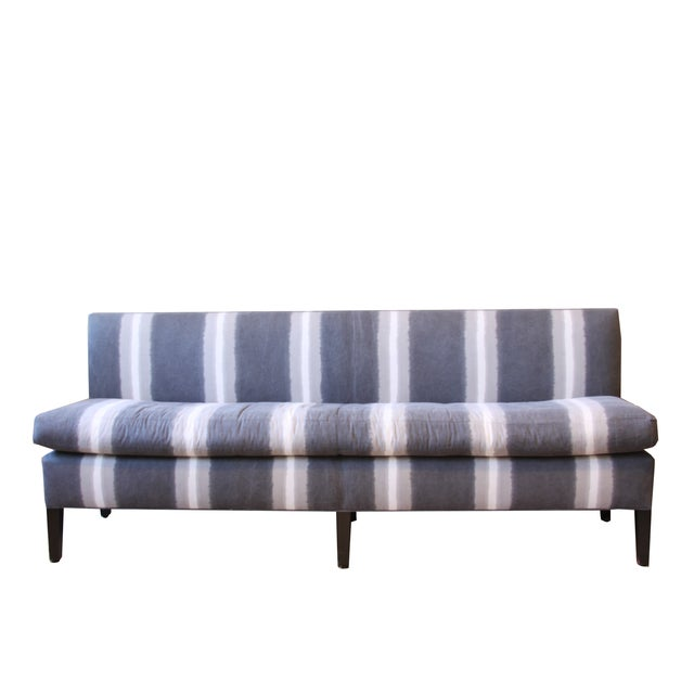 Banquette Couch: Armless Banquette Sofa