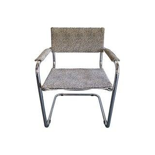 Italian Mid-Century Cantilever Chair