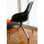 Image of Mid-Century Modern Swivel Chairs - Set of 3