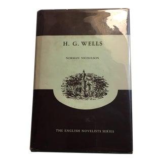 1950 H. G. Wells Book by Norman Nicholson