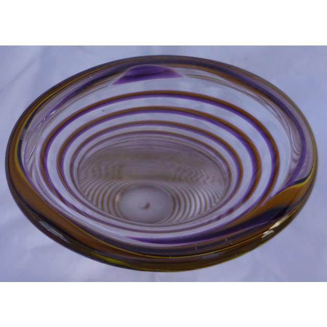 Image of Mid-Century Style Studio Art Glass Vase