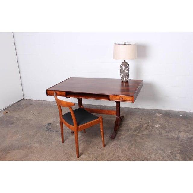 Desk by Gianfranco Frattini for Bernini - Image 8 of 10