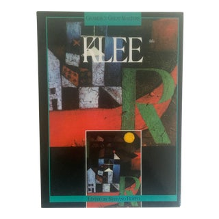 Gramercy Great Masters 'Klee' Vintage Art Book
