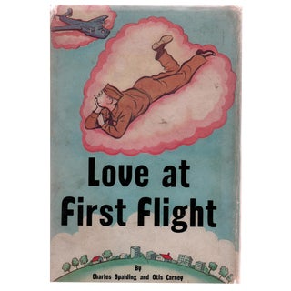 """Love at First Flight"" 1943 Book"