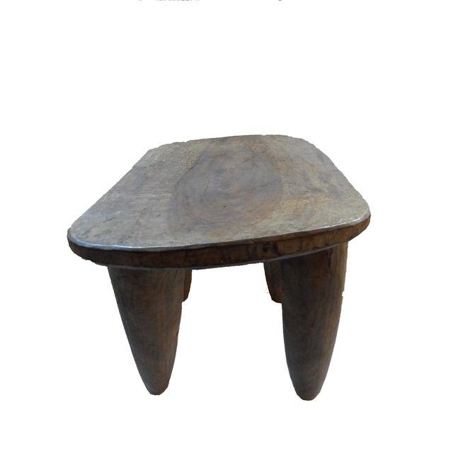 Image of African Senufo Wood Stool