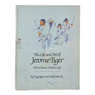 'The Life & Art of Jerome Tiger' Book