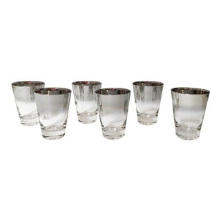 Dorthy Thorpe Style Cocktail Glasses - Set of 6