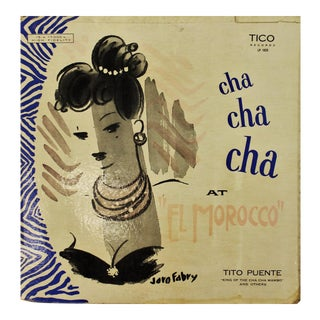 """Cha Cha Cha at El Morocco Club"" Record"