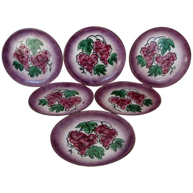 Image of Anaconda Copper Plates - Set of 6