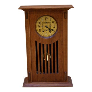 Stickley Wedding Mantle Clock
