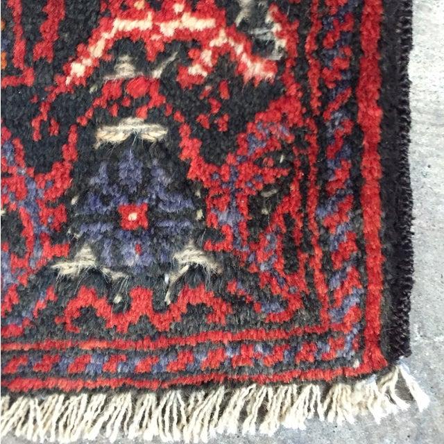 Baluchi Handmade Persian Rug - 2′6″ × 4′2″ - Image 10 of 11