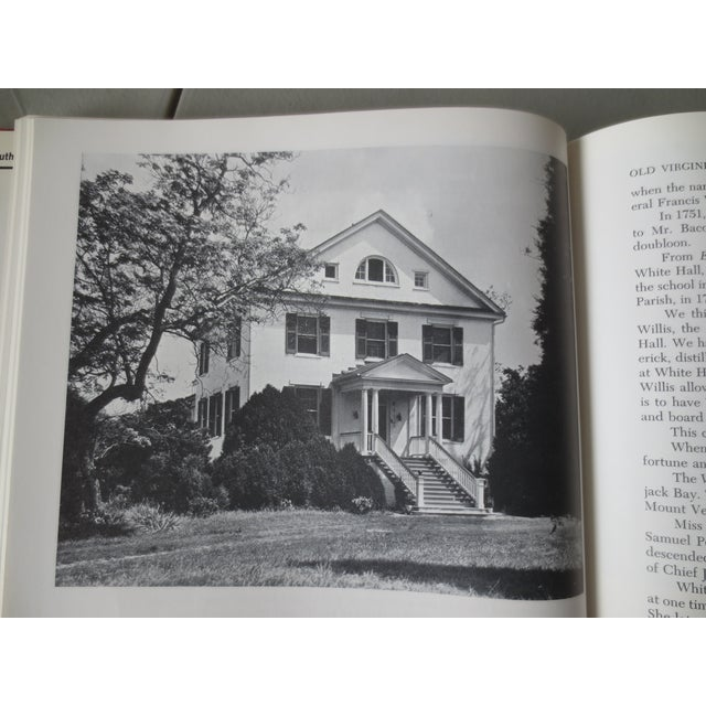 Old Virginia Houses Book, Mobjack Bay, 1955 - Image 8 of 9