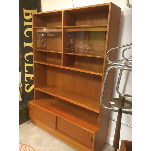 Mid-Century Danish Modern Storage Cabinet - Image 2 of 7