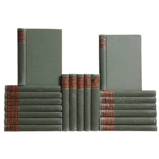 Antique Greens: Victor Hugo Selections - Set of 20