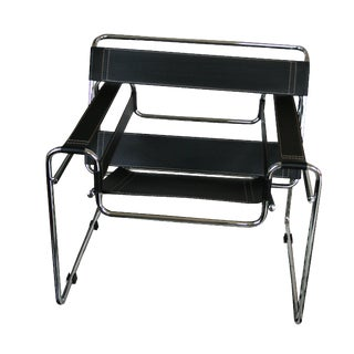 Marcel Breuer Wassily Chair Reproduction - 4 Avail