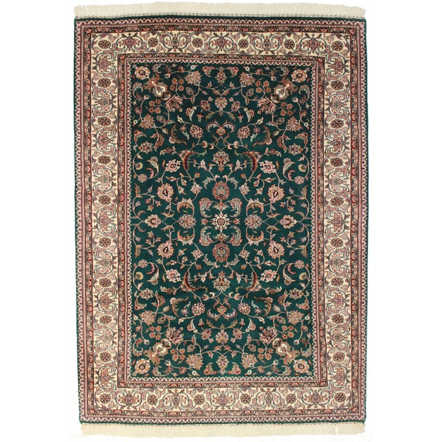 RugsinDallas Indian Rug, Persian Pattern - 6′1″ × 8′5″ - Image 1 of 2