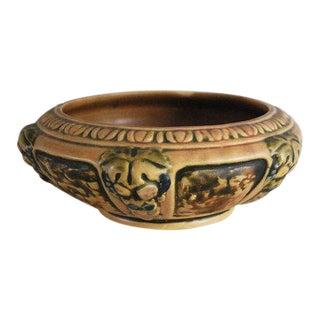 Roseville Pottery Florentine Bowl, Circa 1920s