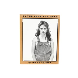 """1985 """"In the American West: 1979-1984"""" Book"""