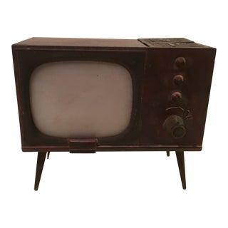 Mid-Century TV Salt & Pepper Set - A Pair