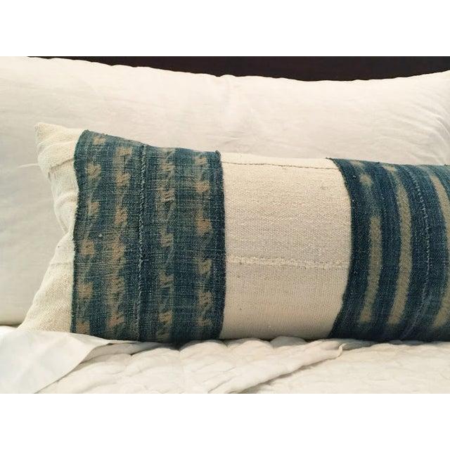 Image of African Mudcloth Custom Lumbar Pillow