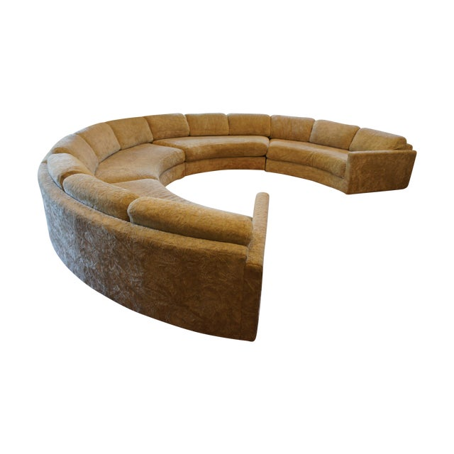 Adrian Pearsall for Craft Assoc. Sectional Sofa - Image 1 of 11