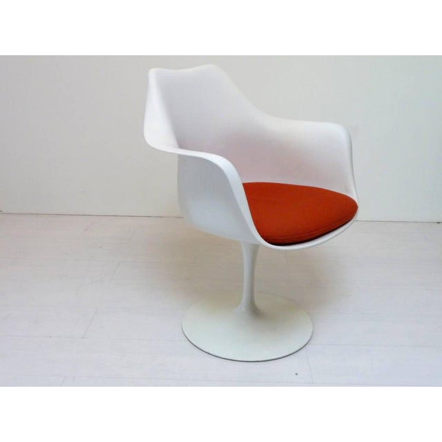 Eero Saarinen Tulip Arm Chair - Image 2 of 6