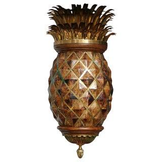 Maitland Smith Pineapple Chandelier