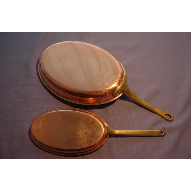 Decorative Copper Cookware Collection - 21 Pieces - Image 5 of 10
