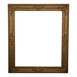 Water Gilt Picture Frame