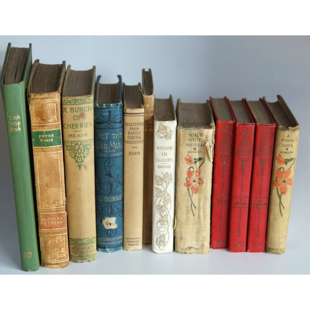 Antique & Vintage Book Collection - Set of 12 - Image 2 of 7