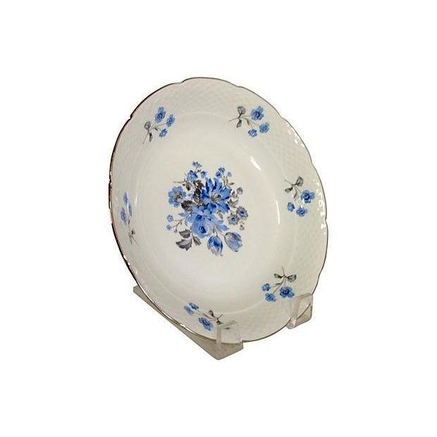 Vintage Blue & White Floral Bohemia China - 18 - Image 3 of 7