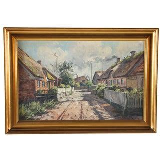 Landscape by Valdemar Albertsen