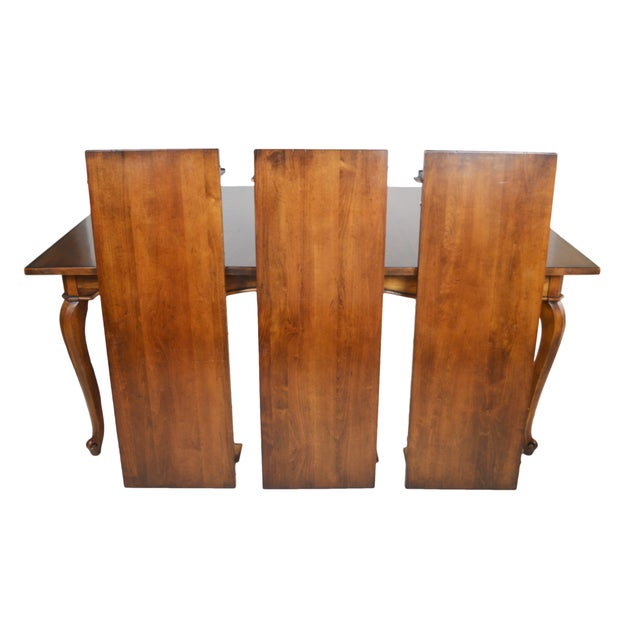 Henredon French-Style Dining Table - Image 4 of 6