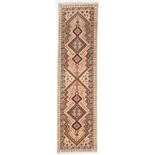 """Pakistani Hand-Knotted Runner- 2'8"""" x 9'7"""""""