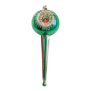 Green German Christmas Ornament