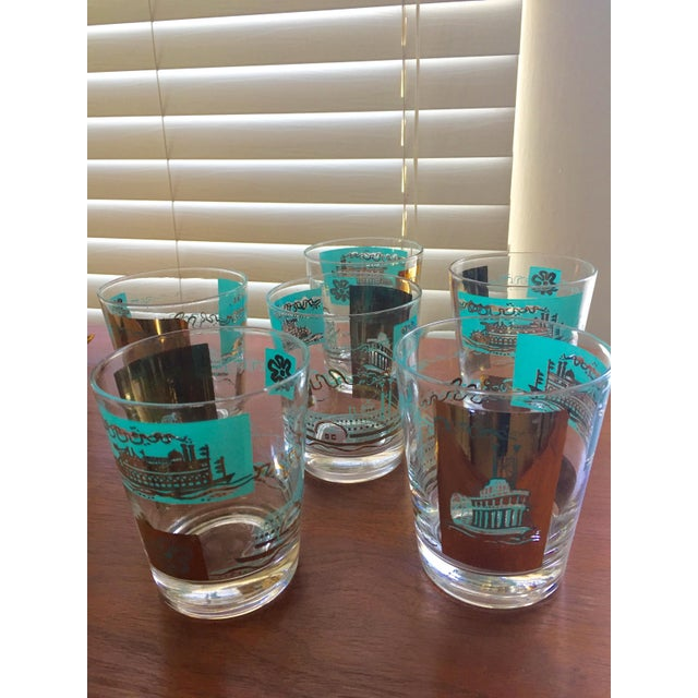1968 Libbey Riverboat Old-Fashioned Glasses - Set of 6 - Image 4 of 6