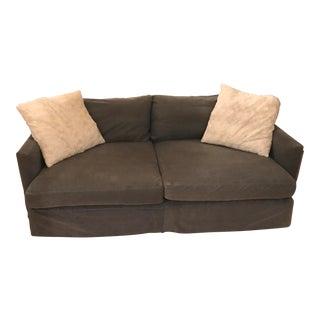 Crate & Barrel Lounge II Slipcovered Sofa