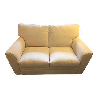 Natuzzi Ultrasuede Sofa
