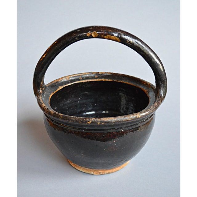 Terracotta Pot Basket Form - Image 2 of 6