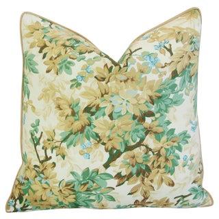 Brunschwig & Fils Foliage Pillow