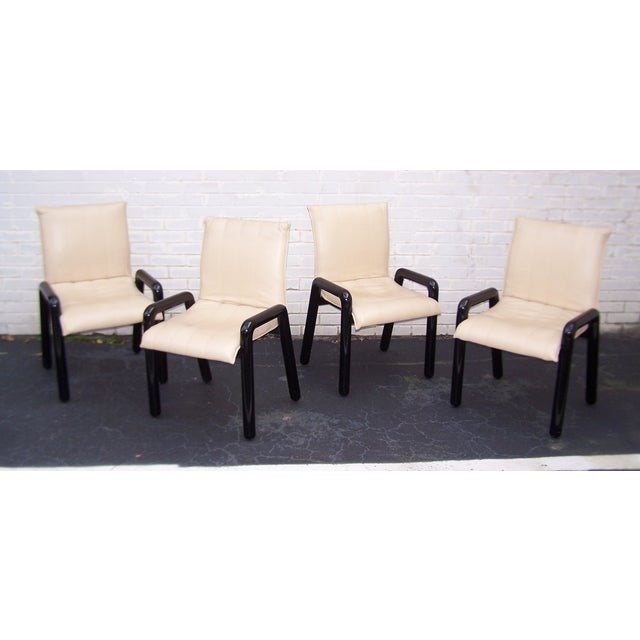 Pace Collection Dining Chairs Mariani - Set of 4 - Image 2 of 7