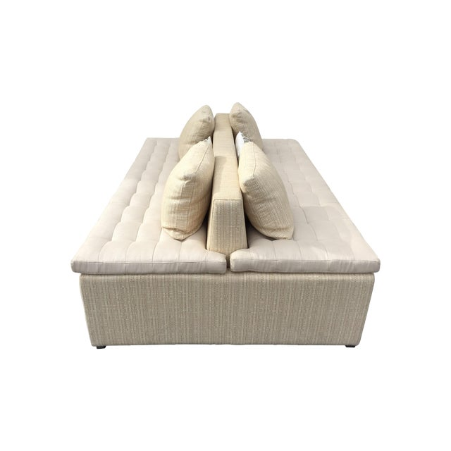 Image of Double-Sided Sofa