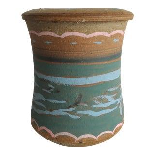 Gayle Batson Studio Ceramic Jar