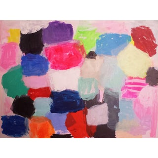 "Susie Kate ""In Bloom"" Original Abstract Painting"