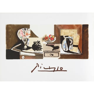 Pablo Picasso - Nature Morte Estate Lithograph